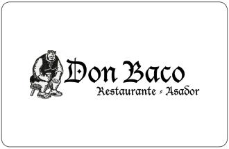 tarjeta don baco